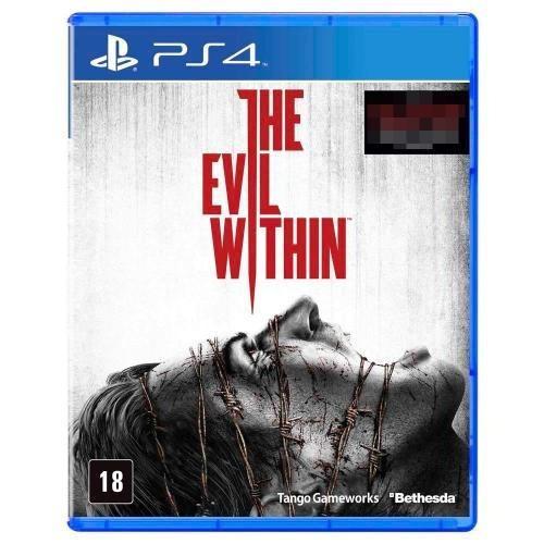 The Evil Within Ps4 Psn Code 1 Jogue Hoje Promoção Ps4 Terro