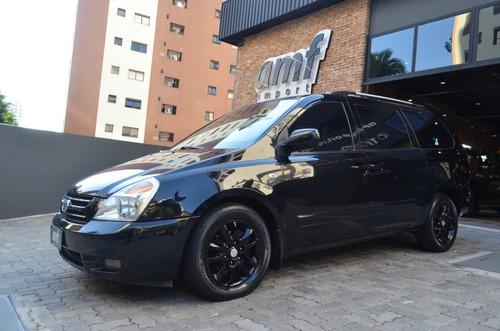 Imagem 1 de 9 de Kia Carnival 3.8 Ex V6 24v Gasolina 4p Automatico