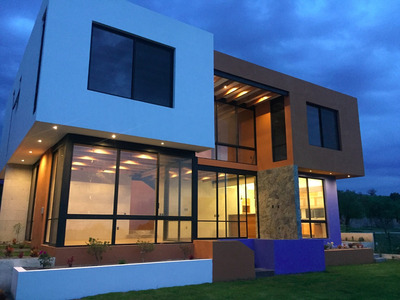 Residencia Nueva En Balvanera Polo &country Club