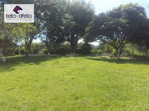 Terreno À Venda, 645 M² Por R$ 200.000 - Jardim Centenário - Atibaia/sp - Te1342