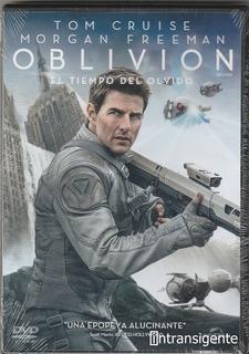 Tom Cruise - Oblivion El Tiempo Del Olvido (pelicula Dvd)