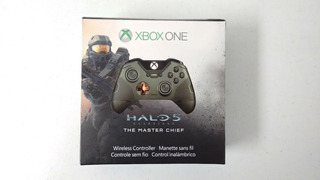 Control Inalámbrico Xbox One Limited Edition Halo 5: