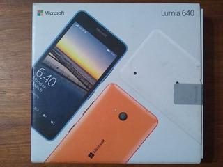Celular Lumia 640 Lte