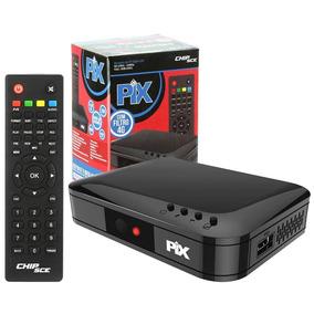 Conversor E Gravador Digital De Tv Isdb-t, Sc-1001 Pix
