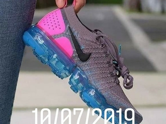 Tênis Nike Vapormax Femenino Usado
