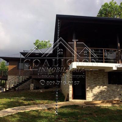 Coalición Renta Villas Y Cabanas Amueblada En Jarabacoa