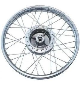 Roda Traseira Completa + Rolamentos Honda Cg 150 Titan / Mix