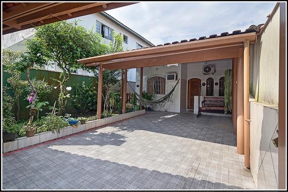 Casa Térrea No Centro De Bertioga. - Ca00083 - 34585774