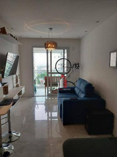 Apartamento À Venda, 63 M² Por R$ 659.600,00 - Casa Verde (zona Norte) - São Paulo/sp - Ap1358