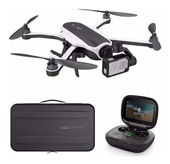 Drone Gopro Qkwxx-015 Karma P/ Câmera Compatível Hero 4 E 5
