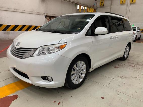 Toyota Sienna Xle Limited Aut Ac 2014