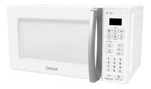 Imagen 1 de 2 de Microondas Consul CMS20   blanco 20L 220V