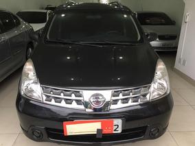 Nissan Livina 1.6 Night & Day Flex 5p 2012