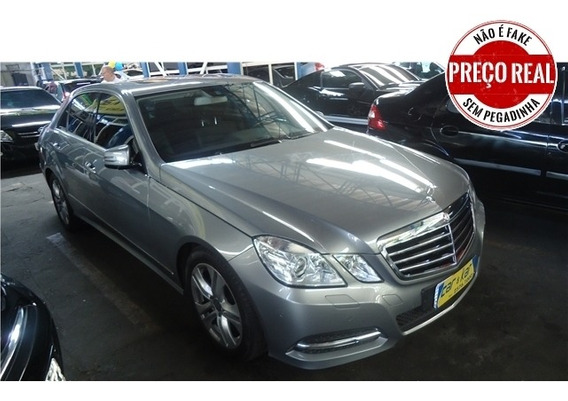 Mercedes-benz E 350 3.5 Avantgarde Executive V6 Gasolina 4p