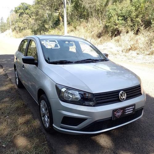 Imagem 1 de 7 de Volkswagen Gol 2019 1.6 Msi Total Flex 5p