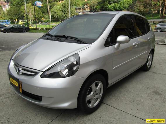 Honda Fit Lx At 1400