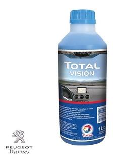 Liquido Lavaparabrisas Para La Linea Peugeot Total Vision