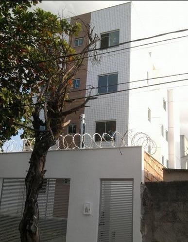 Apartamento Com 2 Quartos Para Comprar No Santa M?nica Em Belo Horizonte/mg - 2855