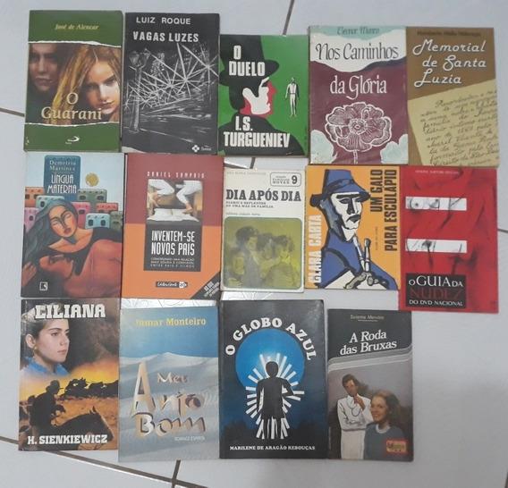 14 Livros Variados