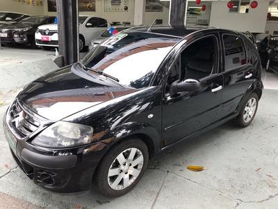 Citroën C3 1.6 16v Exclusive Flex Aut. 5p 2012