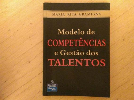 Livro - Modelo De Competências E Gestão De Talentos
