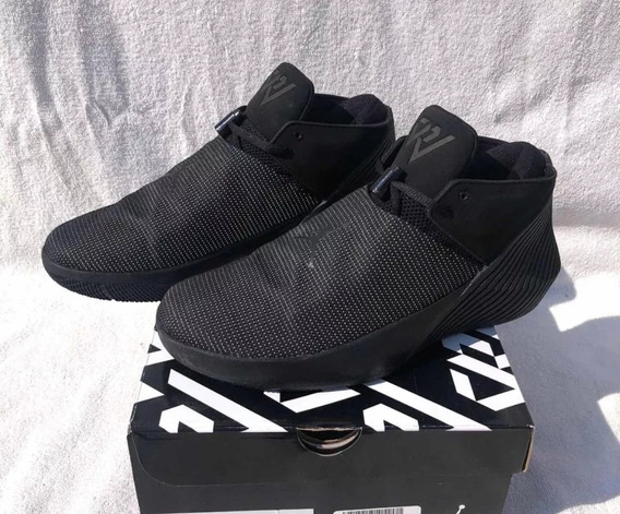 Jordan Whi Not Zero Low Black