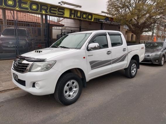 Toyota Hilux 2.5 Cd Dx Pack 120cv 4x2 - H3 2014