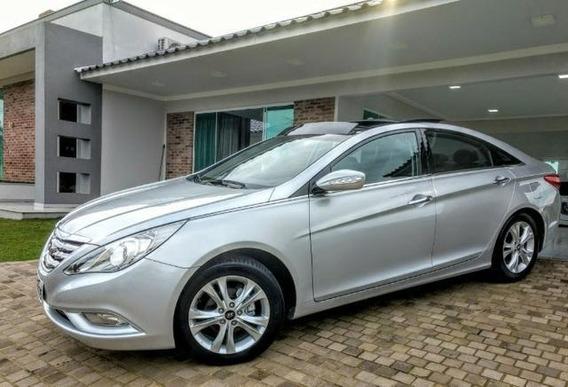 Sucata Para Retirada De Peças Veic. Hyundai Sonata 2012 Aut.