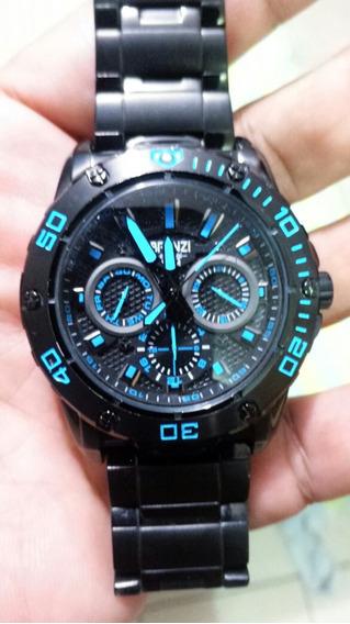 Reloj Branzi Negro