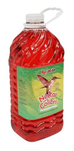 Imagen 1 de 1 de Nectar Para Colibri En Liquido Red Kite 1 Gal Aves