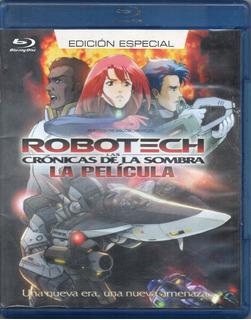 Robotech Las Crónicas De La Sombra - Edición Especial