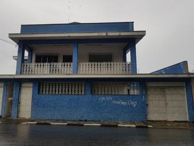 Casa Com 4 Dormitórios Para Alugar, 500 M² Por R$ 5.000/mês - Centro - Arujá/sp - Ca0698