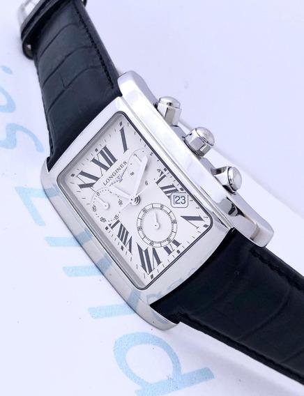Reloj Longines Dolce Vita Xl Cronómetro