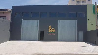 Barracão Comercial Para Locação, Jardim Piazza Di Roma I, Sorocaba. - Ba0022