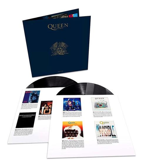 Lp Queen Greatest Hits 2 Duplo 180g Importado Lacrado 12x