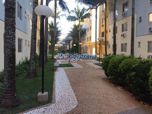 Apartamento À Venda, 17 M² Por R$ 120.000,00 - Alto Da Colina - Londrina/pr - Ap0220