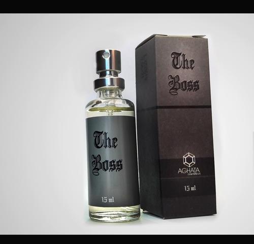 Imagem 1 de 2 de The Boss (masculino) 16ml, Fixação Intensa Acima De 20 Horas
