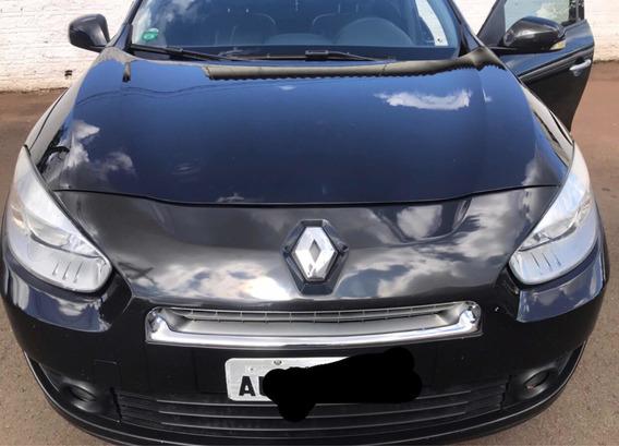 Renault Fluence 2.0 Dynamique X-tronic Hi-flex 4p 2012