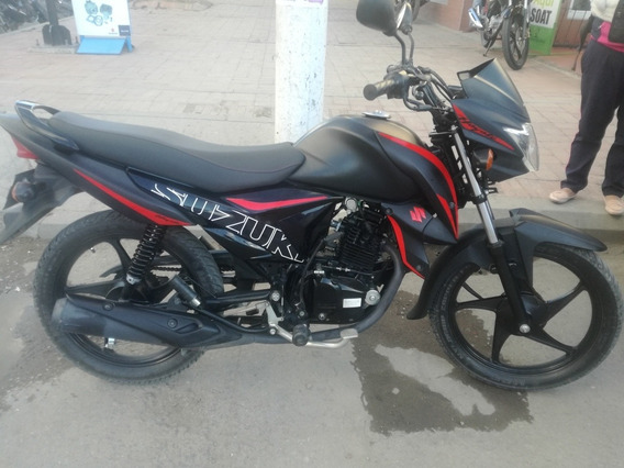 Suzuki Hayate Evolution