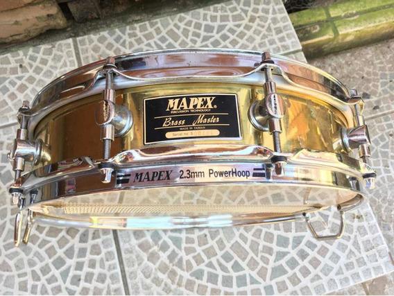 Caixa Mapex Picolo Top Brass Master 14x3,5