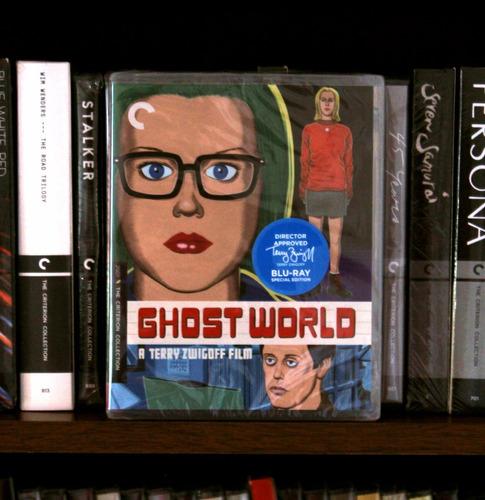 Criterion - Ghost World (bluray) - Terry Zwigoff
