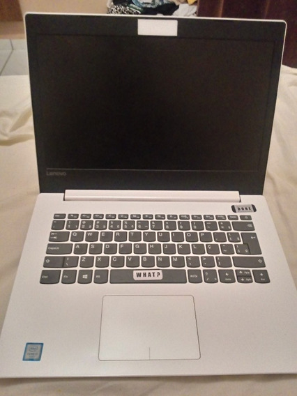 Notebook Ideapad 320 I3 500gb