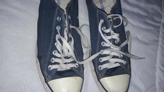 Tênis All Star Jeans Converse 42 Usado Conservado (leia)..