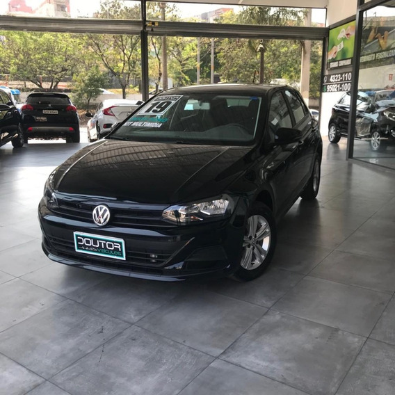 Volkswagen Polo 1.6 Msi Flex Automático 2019 Polo 19 Msi