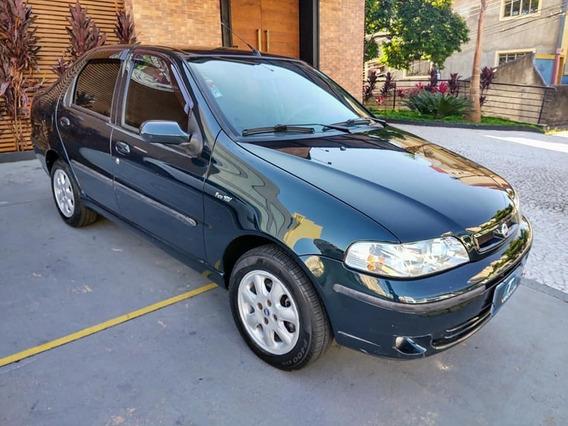 Fiat Siena 1.3 Mpi Fire Elx 16v 2002
