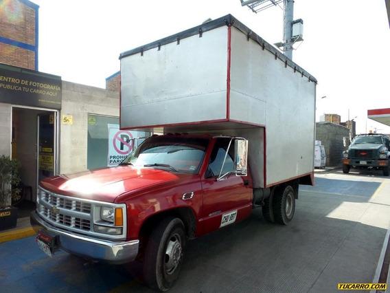 Furgones Chevrolet Cheyenne