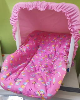 Silla Porta Bebe Canasta Mecedora Antirreflujo Para Bebes