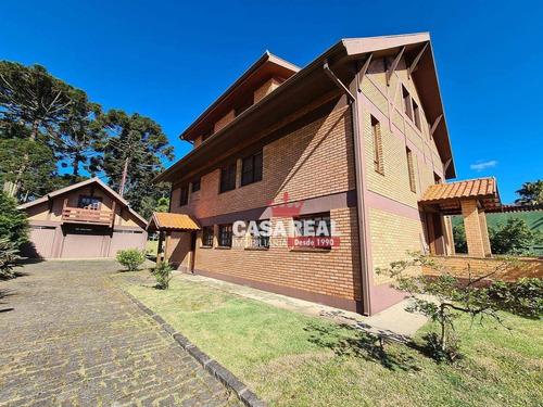Imagem 1 de 30 de Casa Com 4 Dormitórios Para Alugar, 450 M² Por R$ 7.000,00/mês - Planta O Recanto - Piraquara/pr - Ca0092