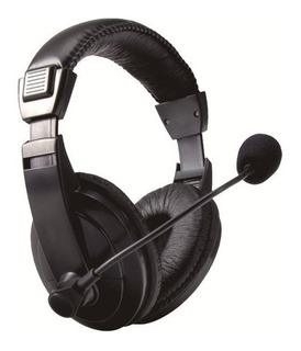 Auriculares Gamer Hügel Headphones Multimedia Microfono