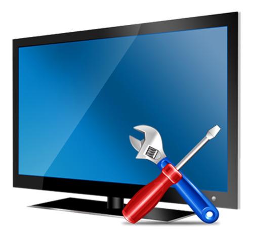 Imagen 1 de 4 de Reparación Servicio Técnico Service Led Smart Tv Lcd